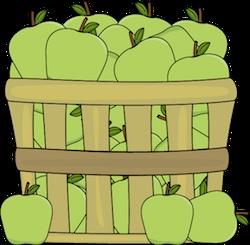 Farmer Brown Had Five Green Apples