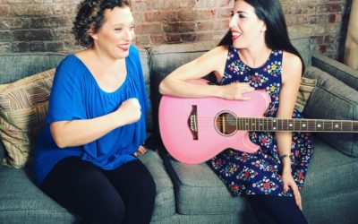 Spin with Joanie & Nina! A Chanukah Song & Video