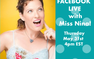 FB Live, Busy Bee Sing-Along & Tim Kubart!