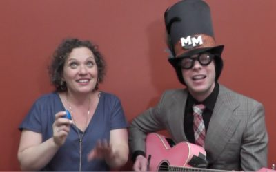 Nursery Rhyme Rock with Marky Monday!