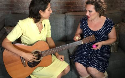 This Little Baby of Mine – Parenting Tips & Music with Vered