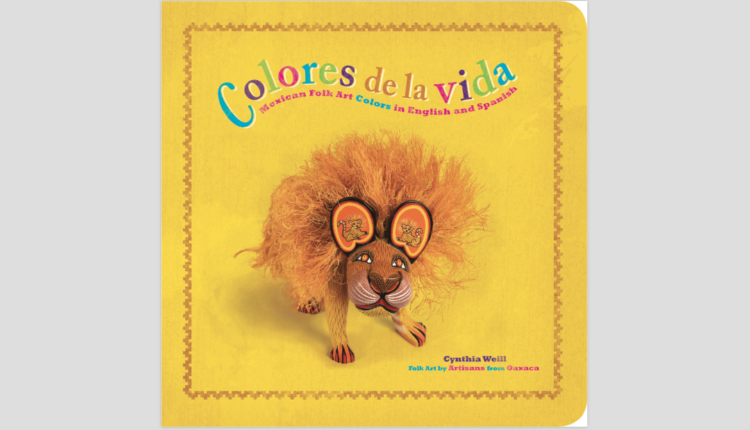 "New Video: Read & Sing Along to ""Colores De La Vida"" – The Colors of Life"
