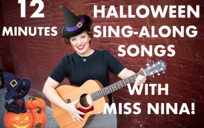 Happy Halloween!! 12 Minutes of non-stop Halloween Songs!