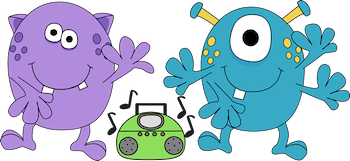 The Monsters Stomp Around The Room – Stomp, Gallop & Dance Along!