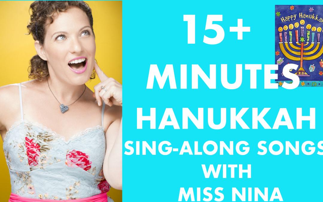 Hanukkah Songs with Miss Nina