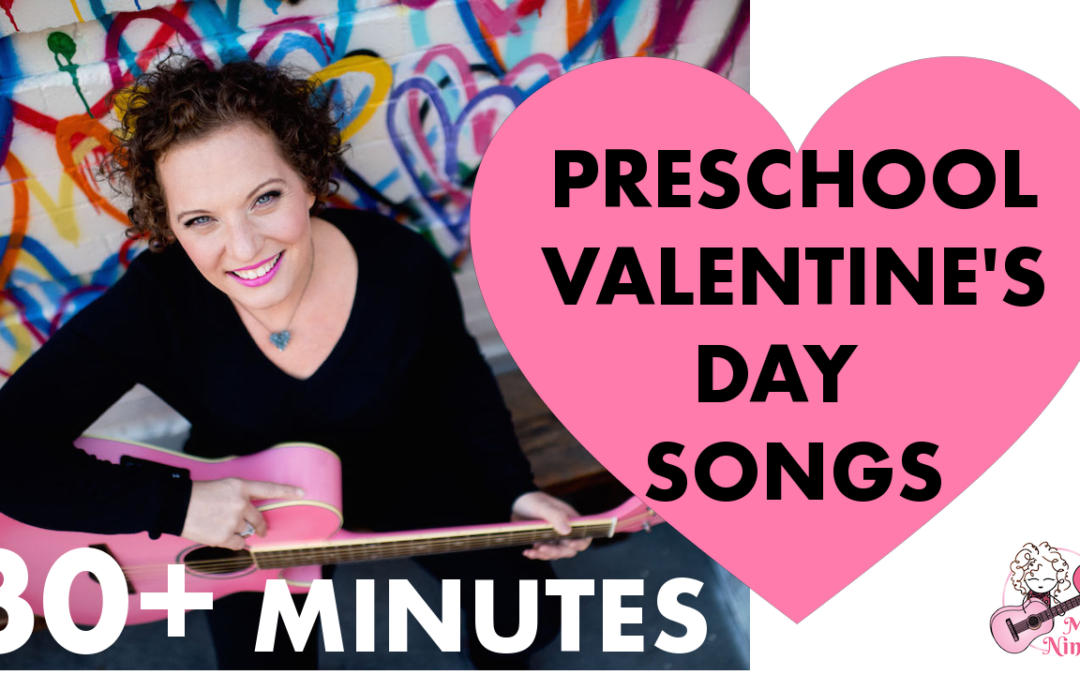 Valentine's Day Songs! 30+ Minutes of Non-Stop Love & Friendship Songs