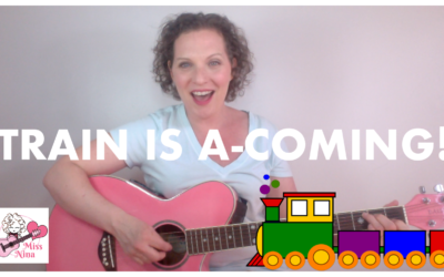 Train Is A-Coming! (New Video!)