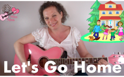 Let's Go Home! End-of-Day Country Song for Children