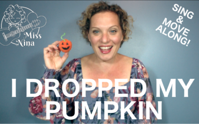 I Dropped My Pumpkin – Silly Pumpkin Song for Kids!