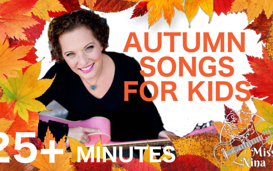 Fall Fun! 25+ Minutes of Non-Stop Autumn Kids Songs