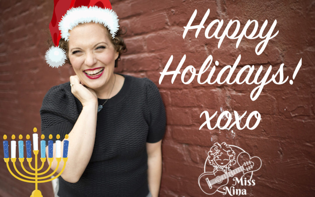 Happy Holidays!! Oodles of Videos for Kids to Celebrate With!