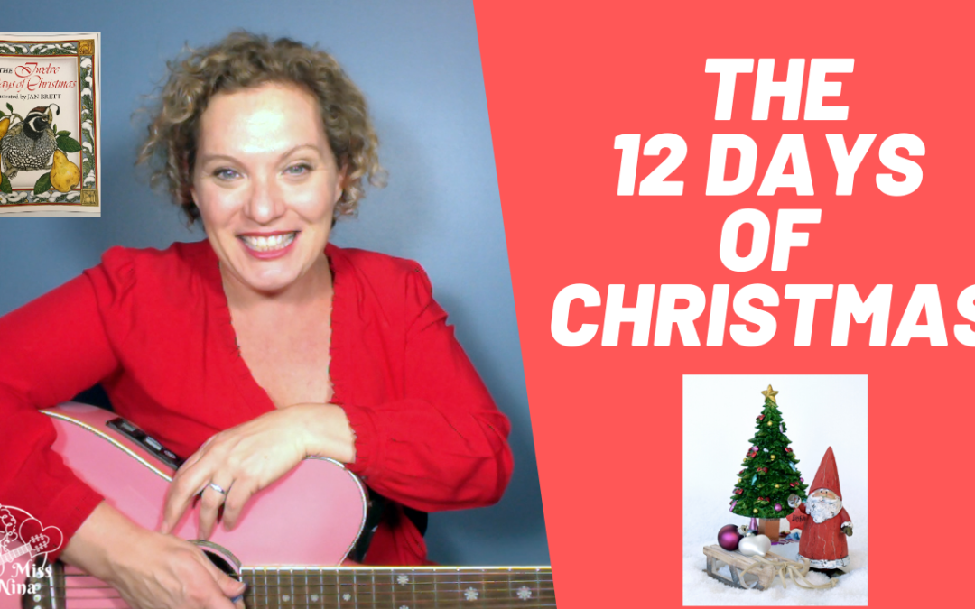 The 12 Days Of Christmas – Jan Brett – Read & Sing Along!