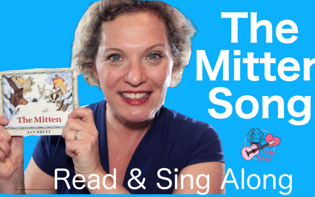 New Children's Book Song! The Mitten by Jan Brett