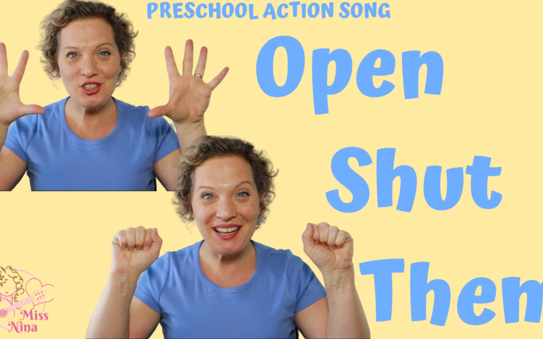 Open Shut Them – New Video for an Old Favorite!