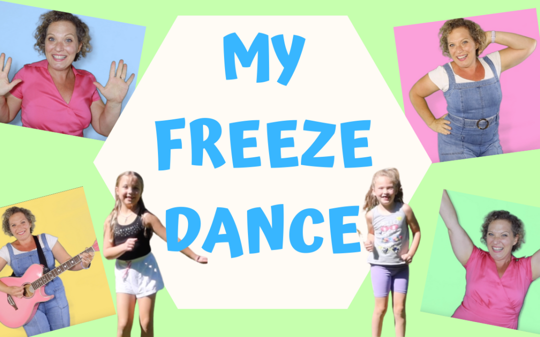 My Freeze Dance Song by Miss Nina! Your New Favorite Brain Break!
