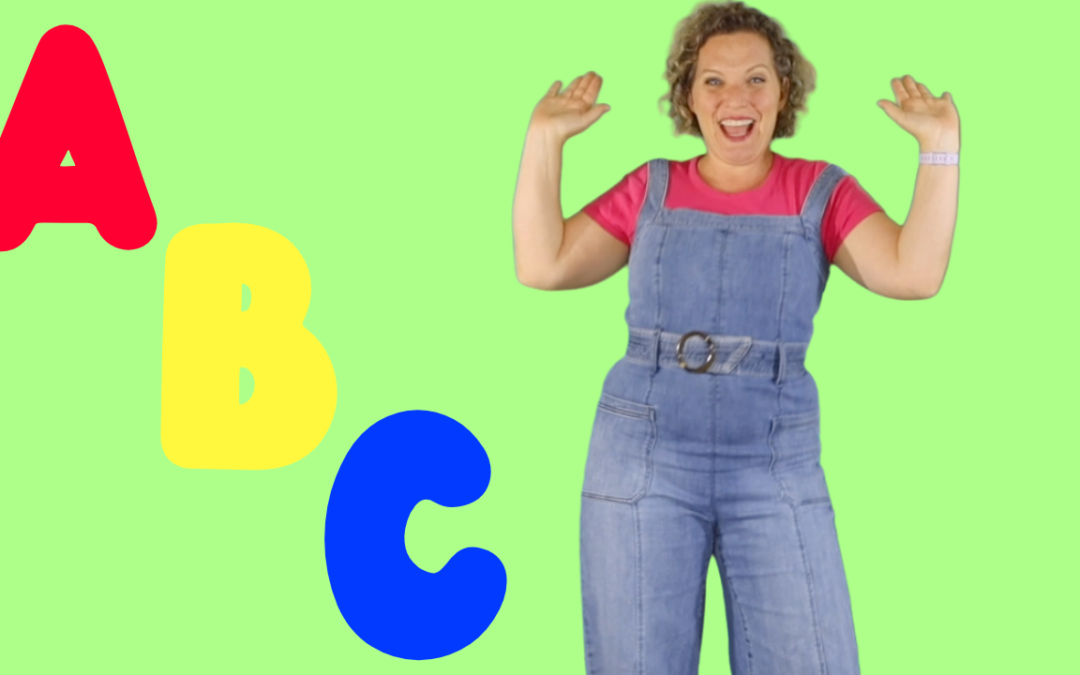 Preschool ABC Dance Song | New Alphabet song by Miss Nina