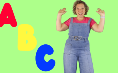 Preschool ABC Dance Song | New Alphabet song by Miss Nina